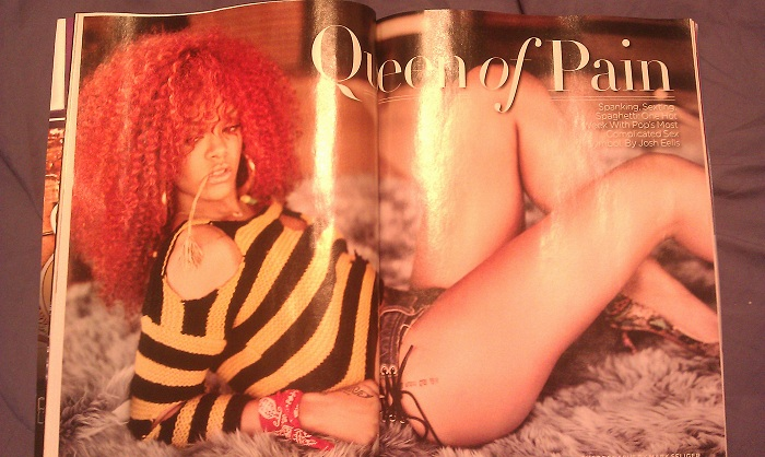 rihanna rolling stone 2011. Rihanna x Rolling Stone