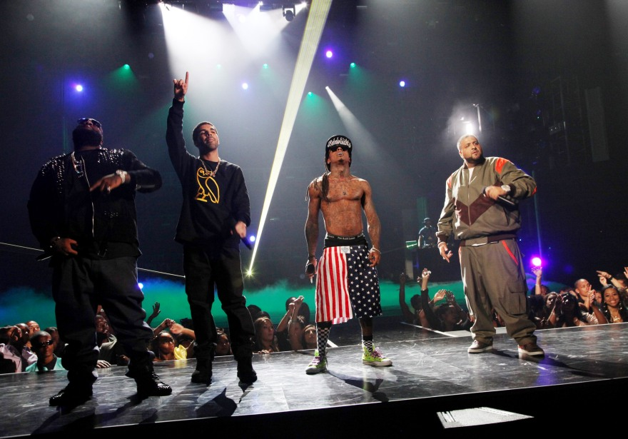 BET Awards 2011 - Inside